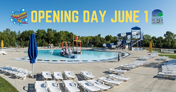 Opening Day! - Kroger Aquatics Center at The Heights