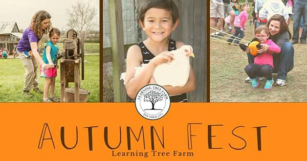 Autumn Fest at Learning Tree Farm
