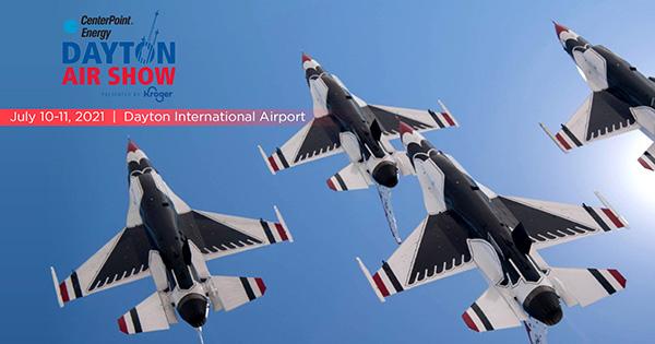 Dayton Air Show 2021