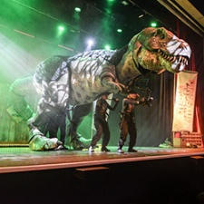 Dinosaur World Live in Dayton