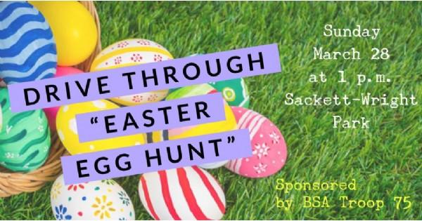 Drive Through Easter Egg Hunt (Bellbrook)