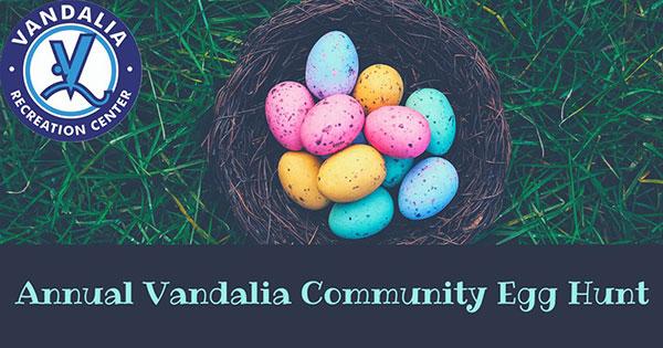 Vandalia Community Egg Hunt
