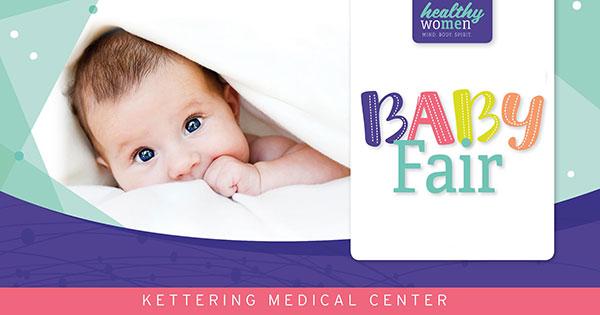 Kettering Medical Center Baby Fair