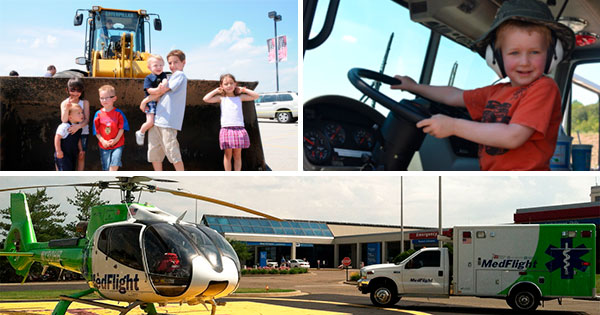 Miamisburg Touch-A-Truck - canceled