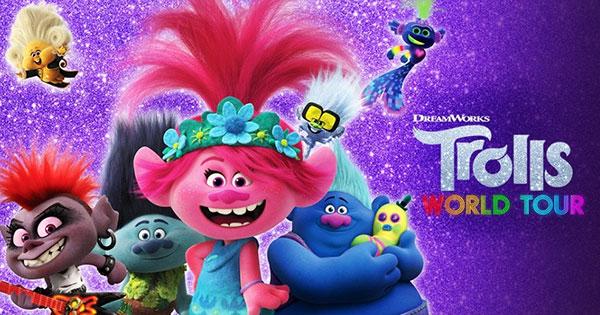 Fairborn Community Movie Night: Trolls World Tour