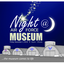 Night at the Air Force Museum