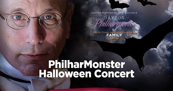 PhilharMonster Halloween Concert - canceled