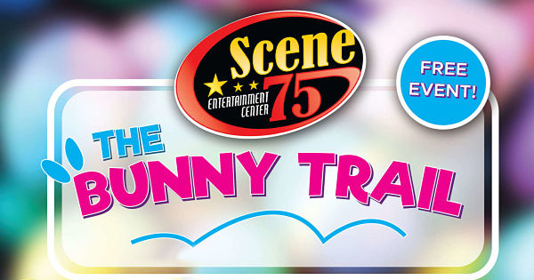 The Bunny Trail at Scene75!