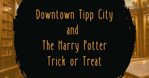 Tipp City: Harry Potter Trick or Treat
