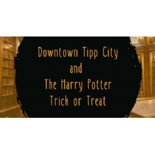 Tipp City: Harry Potter Trick or Treat