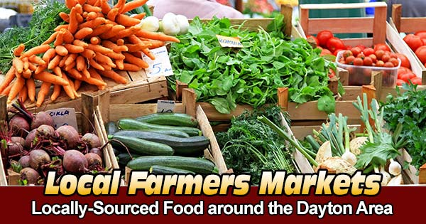 Farmers Markets Around Dayton