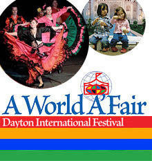 A World A'Fair Dayton International Festival - postponed