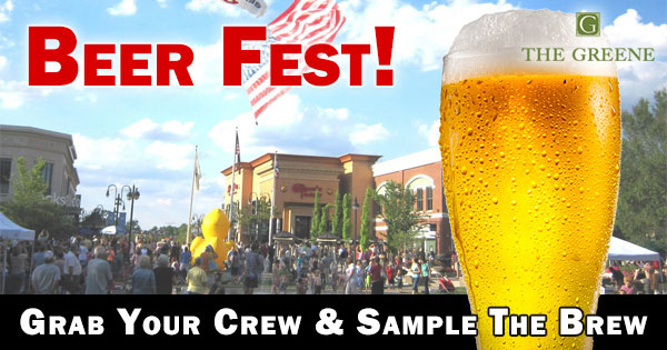 Beer Fest at The Greene