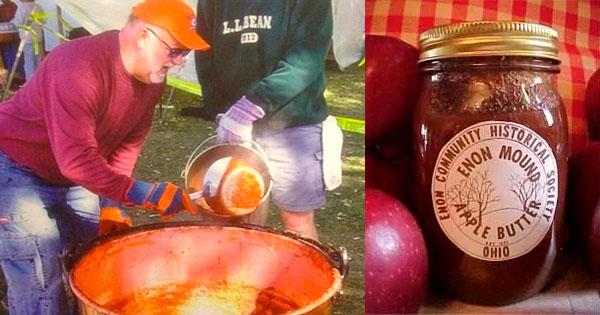Enon Apple Butter Festival