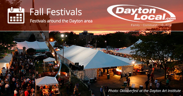 Fall Festivals around Dayton Ohio