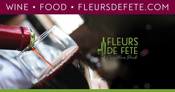 Fleurs de Fête - Wine & Gourmet Food Festival