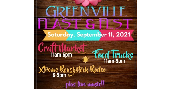 Greenville Feast & Fest 2021