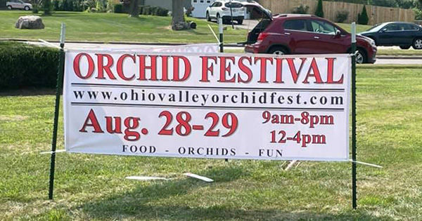 First Annual Orchid Fest- Kettering Ohio
