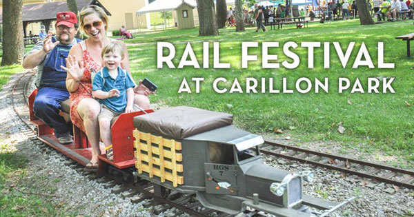 Rail Festival at Carillon Park