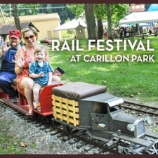 Rail Festival at Carillon Park - canceled