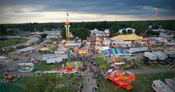 Shelby County Fair - canceled