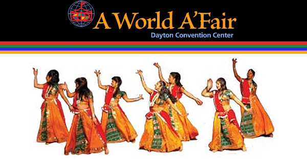 A World A'Fair Dayton International Festival - canceled
