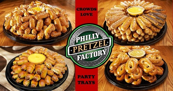 Philly Pretzel Factory Early Bird Party Pick-Up