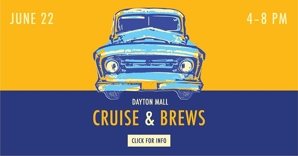 Cruise & Brews at Dayton Mall