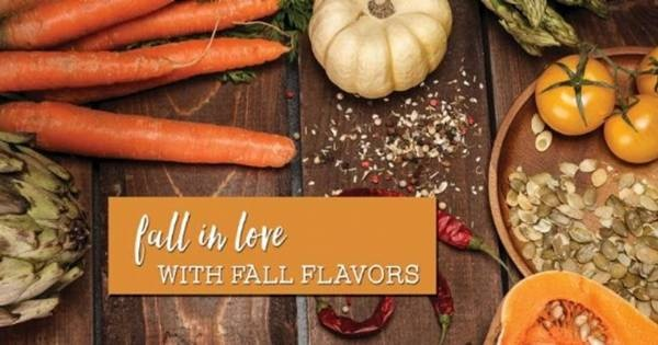 7 Days of Fall Flavors