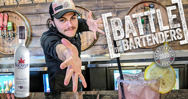 The Buckeye Vodka Battle of the Bartenders - canceled