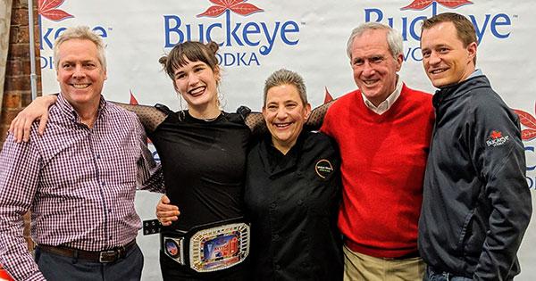 2019 Winners: Buckeye Vodka Battle of the Bartenders