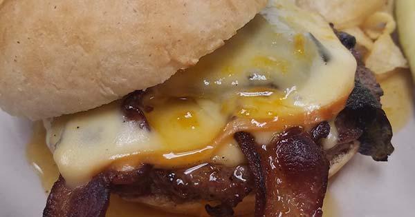 Burger Week at Bunkers