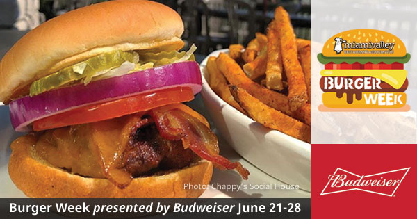 Dayton Burger Week presented by Budweiser