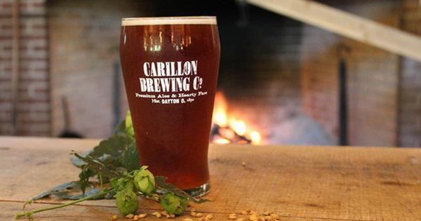 Carillon Brewing Co. Restaurant Week Menu