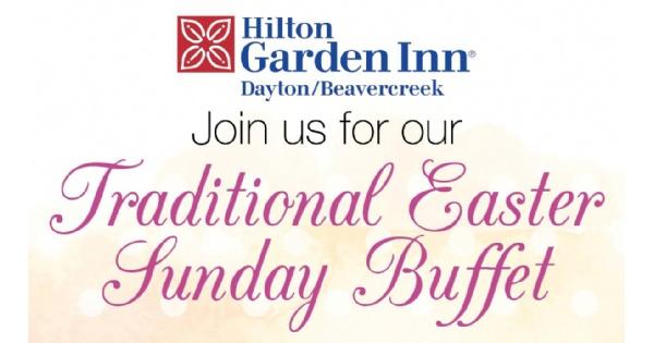 Easter Sunday Brunch At Hilton Garden Inn Beavercreek