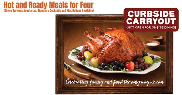 El Meson Thanksgiving Curbside Carryout