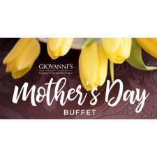 Giovanni's Untraditional Mother's Day Buffet