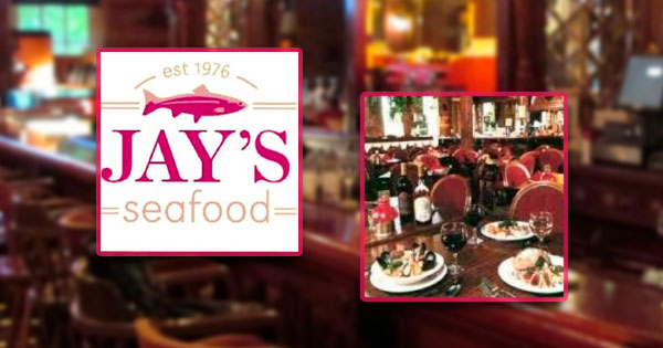 October 3-Course Dinner Specials at Jay's