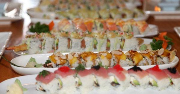 Kabuki Restaurant Week Menu