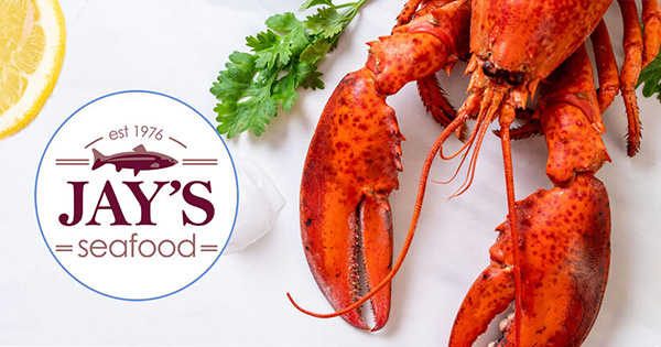 Lobster and Crab Night - Thursday at Jay's