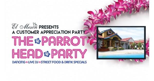 Parrot Head Party at El Meson