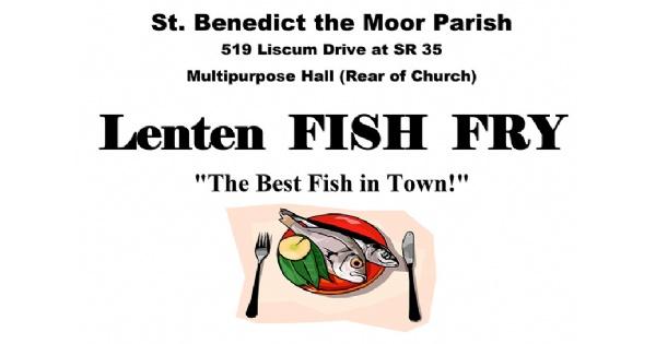 St. Benedict the Moor Fish Fry