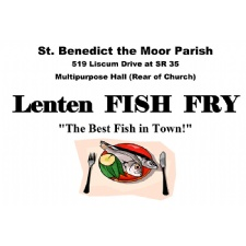 St. Benedict the Moor Fish Fry - suspended