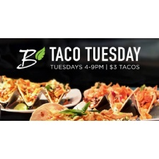 Taco Tuesday at Basils on Market