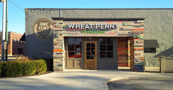Wheat Penny Restaurant Week Menu