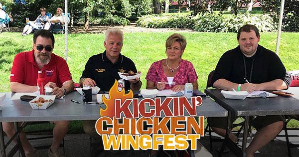 Wingfest Names Best Chicken Wings in Dayton 2017