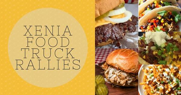 Xenia Food Truck Rallies