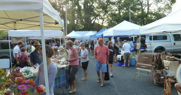 Yellow Springs Farmers Market