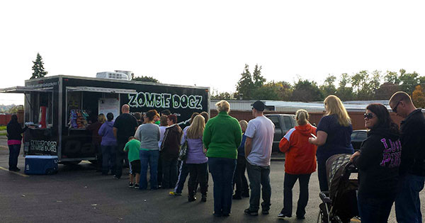 Zombie Dogz closes restaurant permanently, plans to restart food truck
