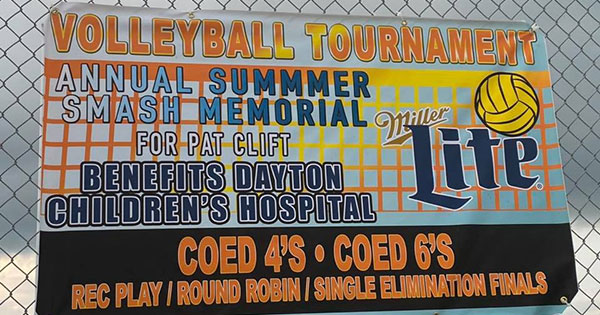 2021 Annual Summer Smash Memorial Volleyball Tournament for Pat Clift